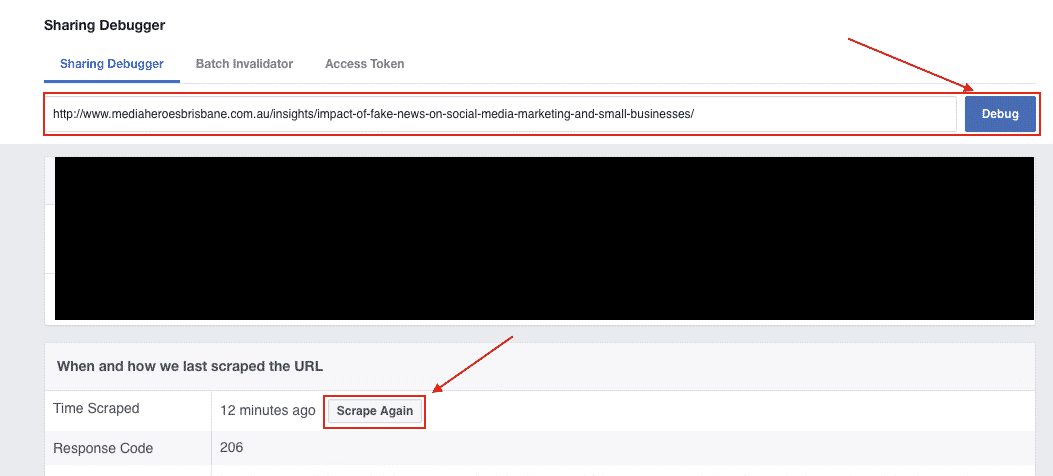 Boosting Posts On Facebook - Clear Facebook Cache